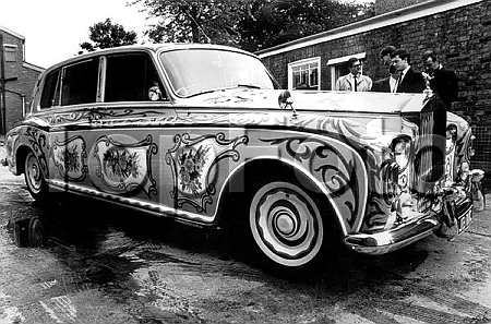 John Lennon's Rolls Royce, 27th May 1967