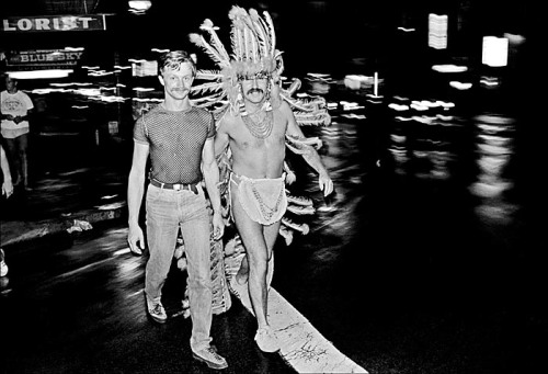 1 am, January 1st 1983, Oxford Street, Sydney
