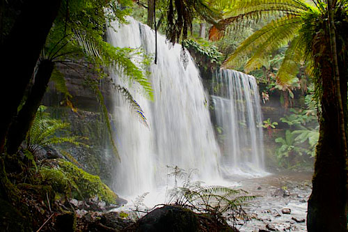 Russell Falls, Mount Field National Park, Tasmania