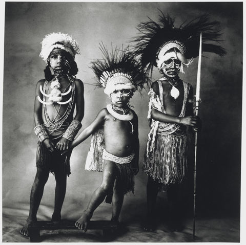 PNG Portrait by Irving Penn